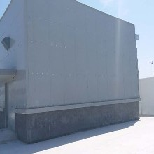 金盾防爆墙生产单位直接销售泄爆墙厂家图片