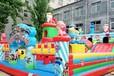 江苏充气城堡大型充气滑梯广场充气游乐设备直销