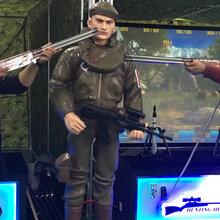 猎金四人狩猎英雄互动版实感射击体验馆图片