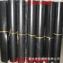 厂家直销优质三元乙丙橡胶板黑色绝缘橡胶板防撞减震橡胶垫块