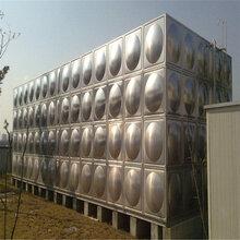 河北廊坊霸州供应组合式不锈钢水箱玻璃钢水箱地埋式水箱消防水箱热镀锌水箱