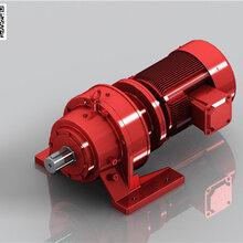 擺線減速機_X.B_擺線針輪減速機專業快速圖片