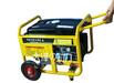 手推带轮子190A单缸汽油发电电焊一体机价格