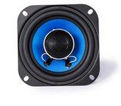 工厂供应批发劲达4寸同轴汽车喇叭车载扬声器蓝钻系列车载音响改装的价格