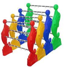河南幼儿园设备幼儿园专用毛巾架图片