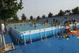 供应充气泳池大型充气水上乐园水上冲关组合