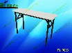 蓝格办公家具厂自产销学生升降课桌椅,折叠桌,培训桌,板式双人课桌椅