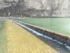 烟台桑尼橡胶生产气动盾形钢闸坝价格合理图片清晰