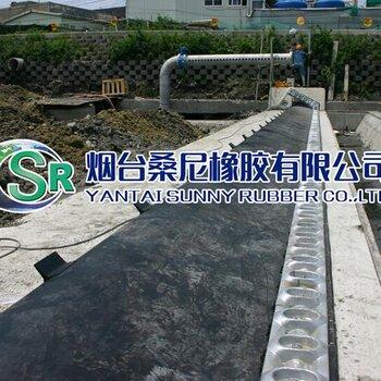 烟台桑尼橡胶生产整幅橡胶水坝(闸)、橡皮坝,大厂品质信誉