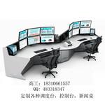 中央控制指挥中心调度台控制台,中央工作席图片