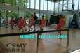 霸州市畅森体育安装运动木地板很专业实木地板价格