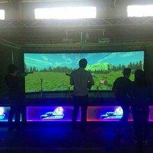 广州猎金多人狩猎英雄互动射击体验馆加盟细节