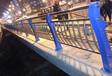 廠家直銷不銹鋼橋梁防撞護欄河道防護欄橋梁燈光護欄