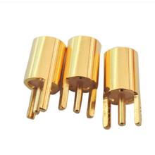 西安高温承压电连接器的特点