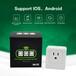 新款智能插座WIFI无线控制美标13A插座手机APP远程控制定时延时