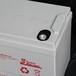 山特ups蓄电池不间断电源专用阀控密封铅酸免维护蓄电池12v100AH