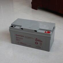 深圳山特12v65AH免维护铅酸蓄电池UPS不间断电源、太阳能逆变器、逆变电源用电池图片