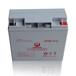 UPS后备电源、太阳能领域用德国宏哲12V17AH阀控密封式免维护铅酸蓄电池