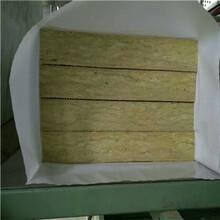 外墙保温防火阻燃岩棉复合板图片