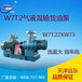 天津津遠東W7T.2ZK系列船用雙螺桿油氣混輸柴油泵
