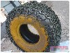 天威铲车轮胎防滑链23.5-25装载机轮胎保护链50铲车轮胎防滑链