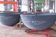 鄂州国标模压封头实力厂家_坤航碳钢封头、不锈钢封头行业价格低