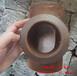 伊春∅45碳钢热压三通实力制造商_坤航国标碳钢三通出口品质