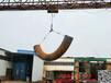 绍兴20#碳钢中频弯管公司地址_坤航国标碳钢弯管销售热线