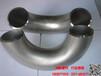 泰州∅159国标不锈钢弯头行业价格低_坤航不锈钢推制弯头质量保障
