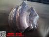 杭州304L不锈钢弯头低价订购_坤航国标不锈钢热压弯头尺寸达标