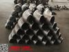 漯河带直管段碳钢弯头可定制_坤航国标碳钢推制弯头规格参数