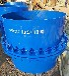DN1800天然氣管道用碳鋼絕緣法蘭坤航質優價廉