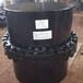 天然氣用DN1200碳鋼絕緣法蘭PN1.0