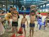 儿童沙滩池钓鱼池充气水池
