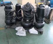 南京蓝深泵业WQ70-20-7.5KW系列潜水泵调试工况图片