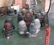 南京蓝深制泵WQ45-18-5.5KW水泵泵体结构简述图片