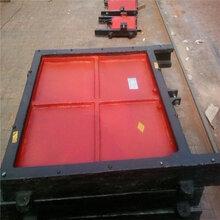鐵山港閘門廠家水利灌區鑄鐵閘門1.5米閘門圖片