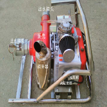 鎮江潤林LSJ-05高揚程消防撲火水泵、高壓接力水泵、三級離心泵、高揚程水泵圖片