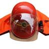 对讲式头盔