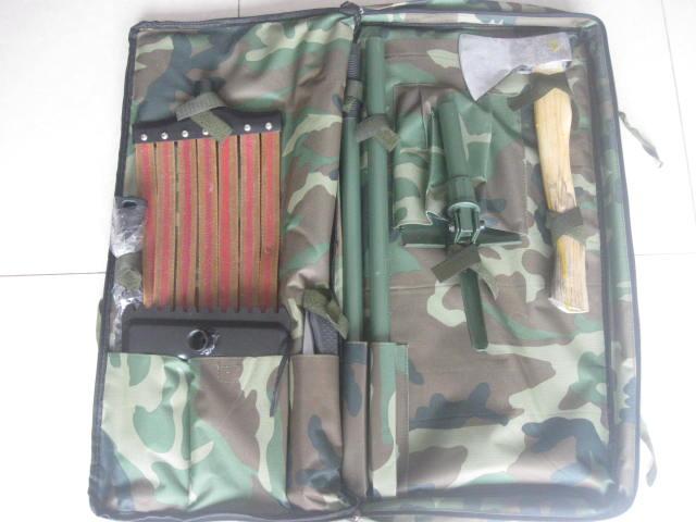 森林灭火组合工具、森林消防组合扑火工具、多功能森林组合工具包