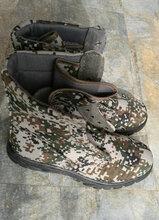 防穿刺救援靴、防砸靴、森林防火靴、森林扑火靴、阻燃防护服图片