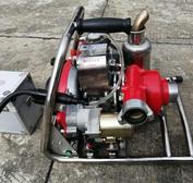 森林机动消防泵、森林防火远程移动水泵、背负式山林消防泵