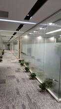 诺里斯系列成品隔断、玻璃隔断、隔墙图片