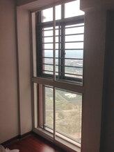浙江杭州宁波台州绍兴金华温州隔音窗钛镁合金三层真空隔音窗加强型隔音窗图片