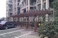 新疆塑木廊架/新疆景区廊架供应厂家/华庭廊架环保质量上乘