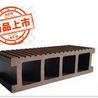 新疆塑木型材,戶外地板,華庭塑木棧道質量過硬