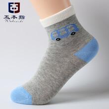廣東中高端兒童襪廠家_南海童裝棉襪工廠_五本指襪業質量好圖片