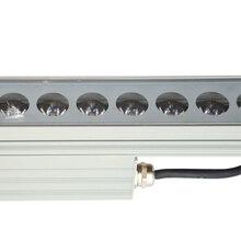 DG5055-大功率24w36w48w内控线条灯DMX512七彩户外工程LED洗墙灯专业厂家灯港照明