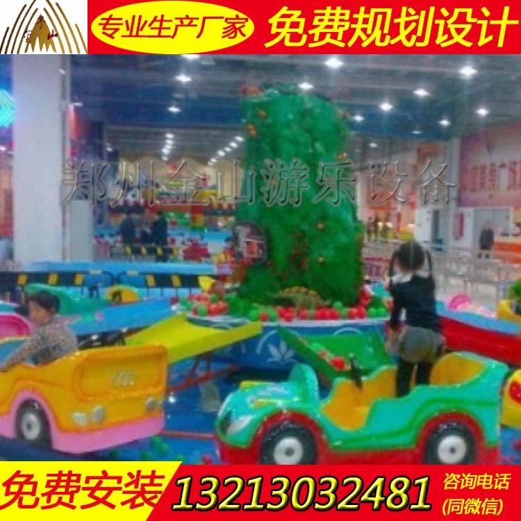 广场新款水陆战车赚钱么小型儿童游乐设施生产厂家