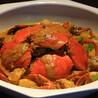 咖喱+肉蟹,味道很好